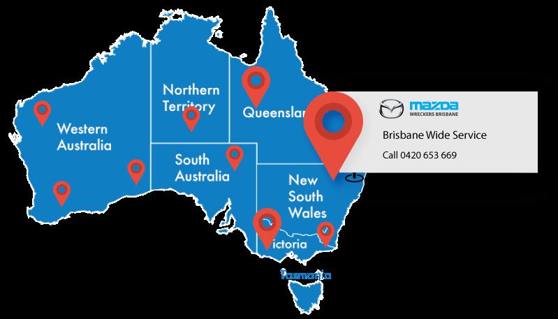 Mazda Wrecker In Brisbane